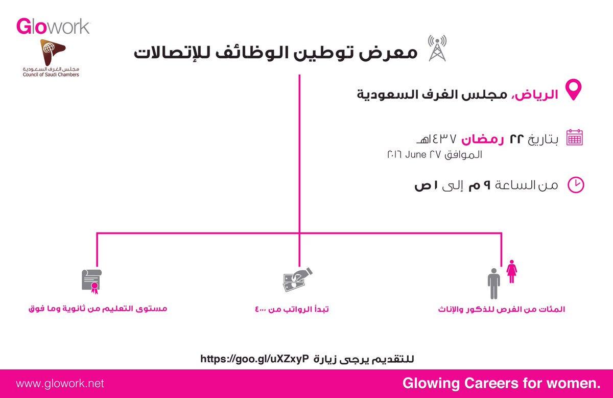 غدا الإثنين يقام معرض توطين الإتصالات للجنسين - الرياض
